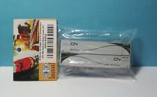 N Scale-Con Cor-53022-53' Hi-Cube Containers-Canadian National We Deliver-2 Pack