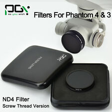 NEW PGY ND4 Camera Filter Lens Screw Version for DJI Phantom 4/3