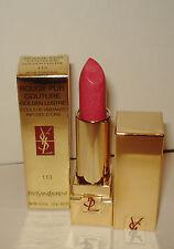 YVES SAINT Rouge Pur Couture  ~ 113 Rose Parisien  Lipstick  NIB