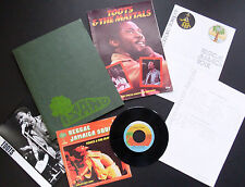 "ISLAND CARTELLA PROMO FOLDER 7"" TOOTS & MAYTALS + PHOTO + BOOKLET+ INFO SHEETS"