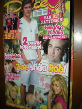Dolce.ZAC EFRON & ROBERT PATTINSON,VANESSA HUDGENS,ASHLEY TISDALE,MILEY CYRUS,ii