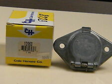 Cole Hersee Co 12063 Tractor Trailer 7-Pole Self-Grounding Socket