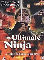 The Ultimate Ninja (DVD) Brand New Sealed
