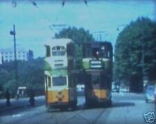 GLASGOW TRAM ARCHIVE FILM 1950s PMP DVD 1603 TRAMWAYs