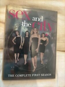 Sex And The City Season 1 DVD GREAT CONDITION