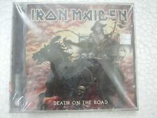 Iron Maiden Death on The Road 2 CD 2005 RARE INDIA INDIAN HOLOGRAM NEW