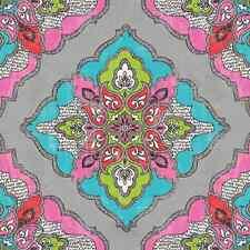 20 Paper Napkins KALEIDOSCOPE Decoration DECOUPAGE India Style Pattern 33 x 33cm
