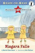 Niagara Falls (Wonders of America) by Marion Dane Bauer, Good Book