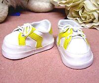 Puppen Schuhe Puppen Freizeitschuhe Turnschuhe 8 cm Länge Schildkröt, 45181