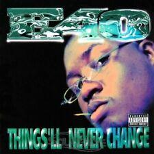 E40 Things'll never change  [Maxi-CD]