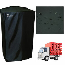 """Masterbuilt Smoker Cover 40"""" Electric Fit Outdoor Vertical Square Dust Grill"""