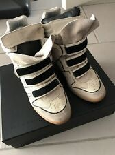 Isabel Marant Sneakers Baskets UK 5 38 Beckett