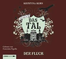 Das Tal. Der Fluch - Hörbuch - 4 CD - Neu /OVP