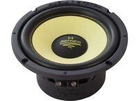 Audio System  AX 165-4 EVO 165 mm EXTREM KICKBASS Lautsprecher Paarpreis (2Stück