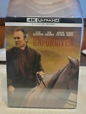 Unforgiven International Steelbook (4K Blu-ray/Blu-ray) R.Date 7/7/21