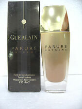 Guerlain Parure Extreme #04 Beige Moyen Luminous Extreme Wear Foundation Spf 25
