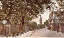 Hackney Posted Single Printed Collectable London Postcards