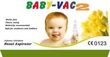Nasal vacuum aspirator Baby Vac