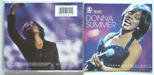 DONNA SUMMER - VH1 presents live & more encore! - US-CD