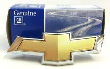 Chevrolet Cruze Volt Bowtie front grille gold Emblem new OEM 23382552