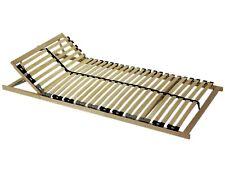 Lattenrahmen 7 Zonen Buche Birke verstellbar 90 / 140 x 200 Lattenrost Bettrost