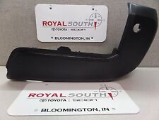 Toyota Tacoma 16-17 Non Painted Right Rear Bumper End Cap Insert Genuine OE OEM