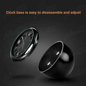 Car Clock Interior Luminous Electronic Quartz Ornaments For Mercedes-Benz AMG
