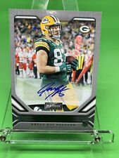 JACE STERNBERGER 2019 PANINI PLAYBOOK GREEN SP /25 ROOKIE AUTO PACKERS WOW!!