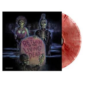The Return of the Living Dead--Original Soundtrack Clear Red Vinyl LP