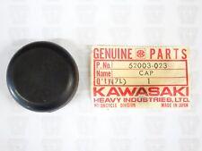 Kawasaki NOS NEW 52003-023 Oil Tank Cap KD KE KH KS KT KD175 KD125 KE250 1974-81