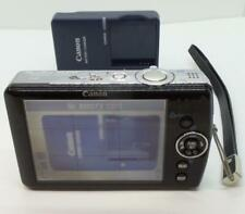 Canon PowerShot SD630 6MP Digital Elph Camera with 3x Optical Zoom Silver