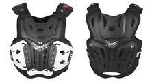Nuevo 4.5 Protector de pecho para adultos Leatt nivel 2 MX ENDURO CUERPO PECHO ARMOUR NEGRO