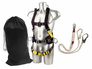 Portwest FP64 Scaffolding Kit Fall Arrest Safety Protection Full Body Harness