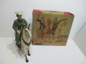HARTLAND DALE EVANS AND BUTTERMILK WITH ORIGINAL BOX
