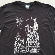 Pablo Picasso Don Quixote Large Shirt Spain Espana