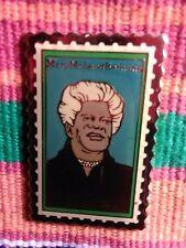 SALE!!! Genuine Original U.S.P.S. Mary McLeod Bethune Black History Stamp Pin