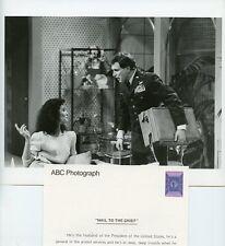 TED BESSELL ALEXA HAMILTON HAIL TO THE CHIEF ORIGINAL 1971 ABC TV PHOTO
