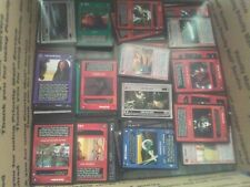 Lot of 6000+ Decipher Star Wars Cards, Commons And Uncommons only.