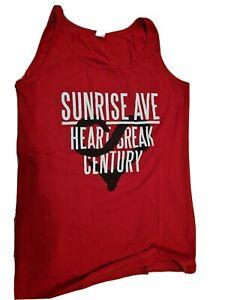 Sunrise Avenue Top Xl rot