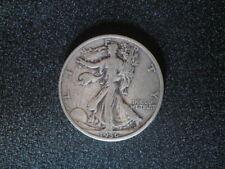 1936 Walking Liberty Half Dollar-See photos for condition