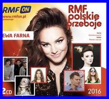 RMF 2CD POLSKIE PRZEBOJE 2016 Farna Enej Hey Sarsa