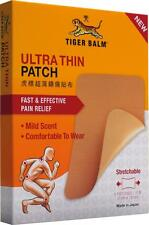 Balsamo de tigre patch ultra flexible (5pcs) - tiger balm