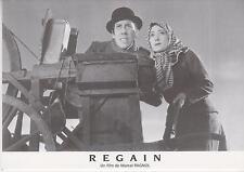"""Carte Postale Marcel Pagnol - """"Regain"""" (Fernandel, Orane Demazis)"""