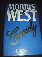 Cassidy by Morris L. West 1986 Hardcover Book