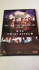 """DVD """"THE TWINS EFFECT"""" COMO NUEVO JACKIE CHAN DANTE LAM EKIN CHENG GILLIAN CHUNG"""