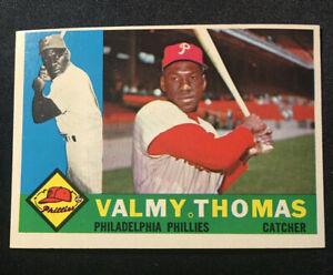 1960 Topps #167, Valmy Thomas, Near Mint, (NM)