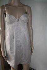 Truese designer women's size 8 silk cocktail dress RRP $280
