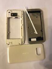 NEW Nokia 5530 XpressMusic XM Fascia Housing Back Battery cover Stylus White UK