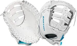 """Easton GHOST 2021 Softball Series Ladies Fastpitch 13"""" Leather FIRST BASE Glove"""