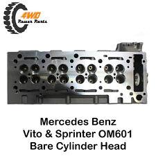 Mercedes Benz OM601 Sprinter & Vito New Bare Cylinder Head